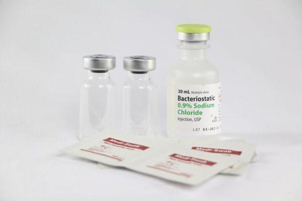 bacteriostatic sodium chloride