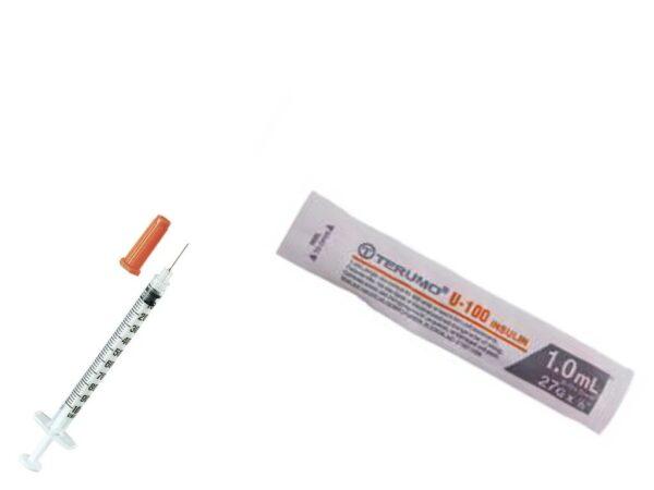 Terumo Syringe Injection