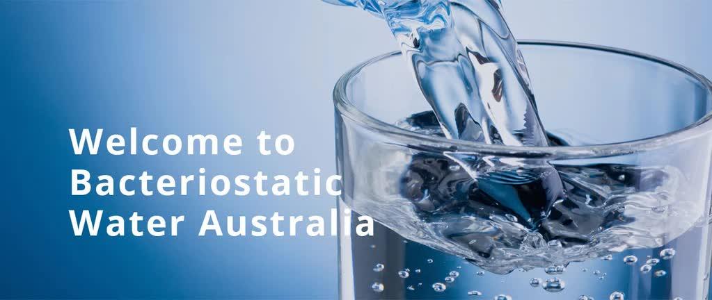 Bacteriostatic Water Australia
