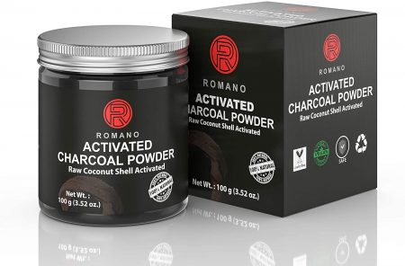 Activate Charcoal Powder