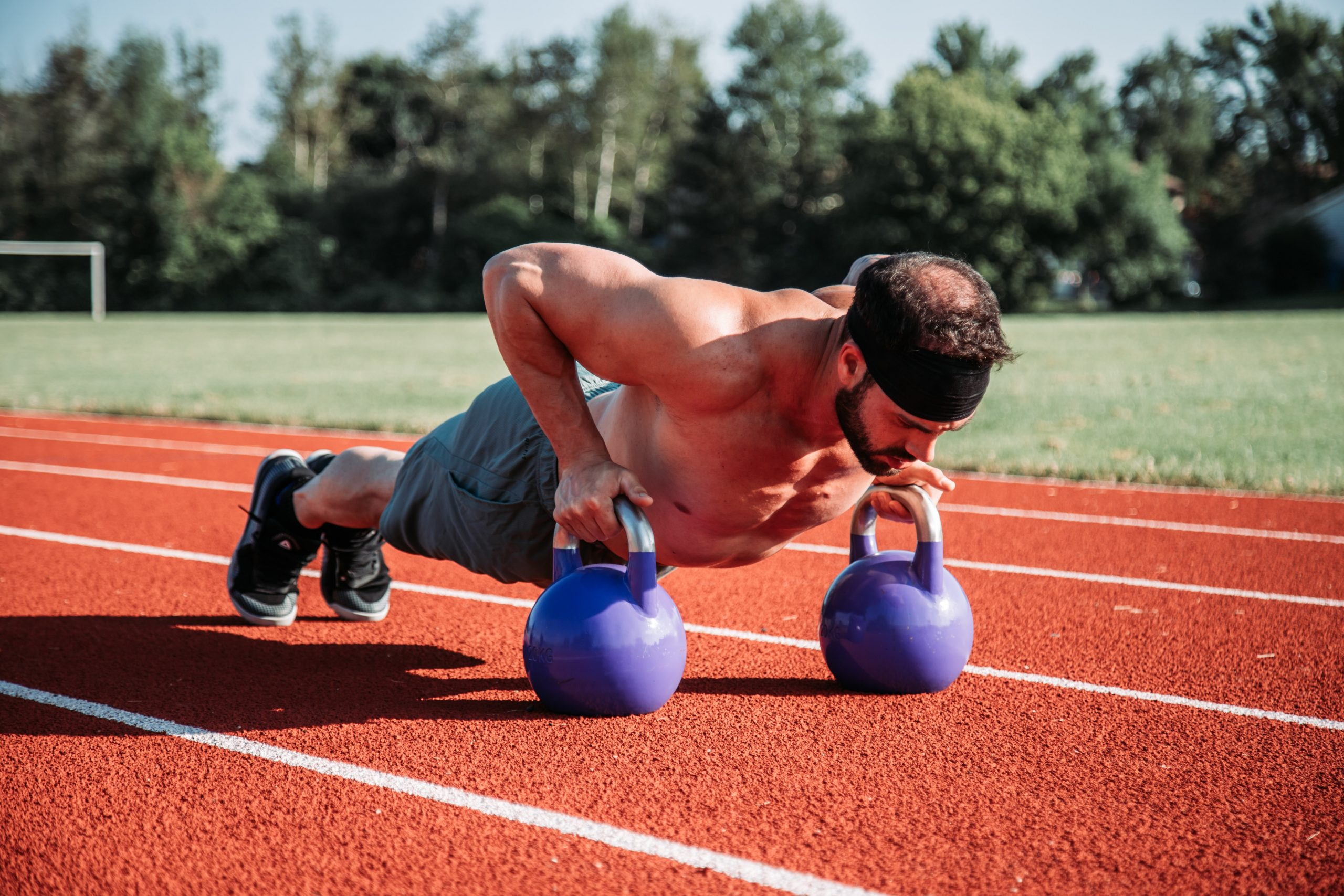 Kettlebells for Bodybuilding